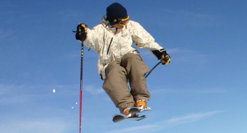 Inne Dyscypliny, Gdzie wypożyczać narty Mokotowie górach - zdjęcie, fotografia