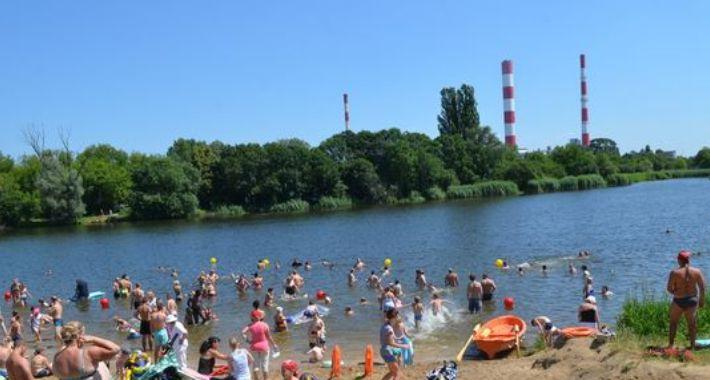 Kąpielisko przy Jeziorku Czerniakowskim już otwarte