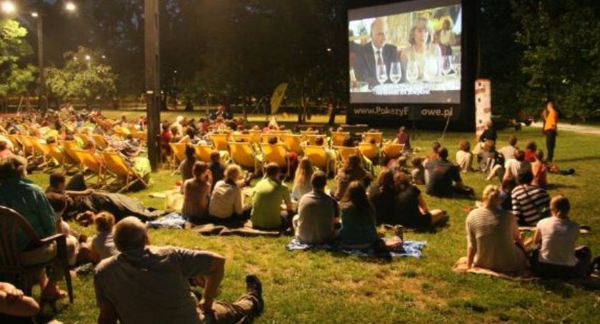 Kino letnie na Mokotowie