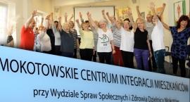 Mokotowscy seniorzy w swoim Centrum Życia przy ul. Woronicza 44a