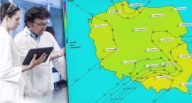 Czy promieniotwórczy ruten-106 pojawi się w najbliższym czasie nad Mokotowem?