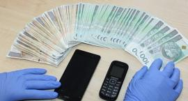 """Fałszywy policjant Sebastian D. """"pobrał"""" w sumie 206 tys. zł, a wpadł przy 25 tysiącach…"""