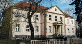 Instytut Moralnej Poprawy Dzieci w Młodzieżowym Domu Kultury, ul. Puławska 97